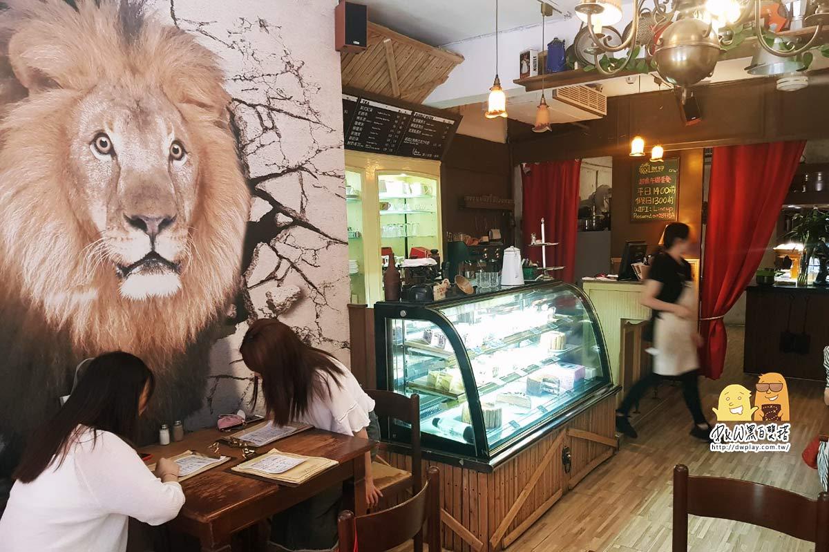 中山雙連美食推薦『獅子甜點』!超隱密!藏在巷子裡的來自比利時的美味。中山站IG美食,且老闆又帥,這家必吃!(菜單價錢)