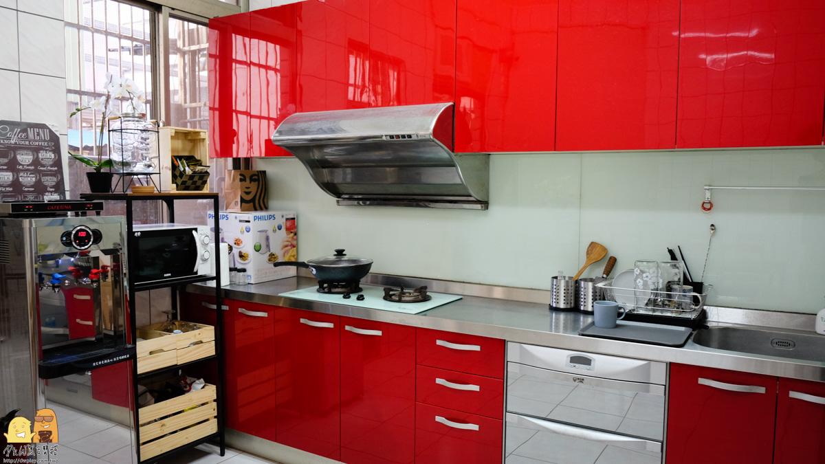 小巷內客棧廚房
