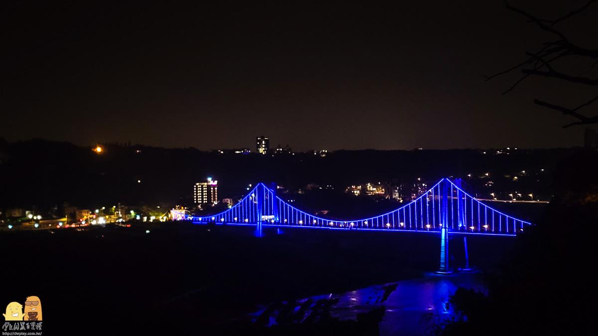 大溪景點 大溪橋遠眺