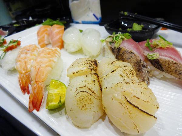 【台北D&W食記】-好吃又漂亮的壽司!-橋壽司@永和我的家-