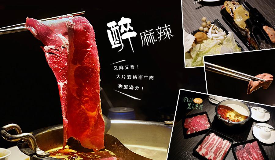 台北東區麻辣火鍋『醉麻辣』安格斯牛、螃蟹、大草蝦吃到飽!高級精緻奢華的晶華酒店馬卡龍甜點+Häagen-Dazs冰淇淋吃超爽!
